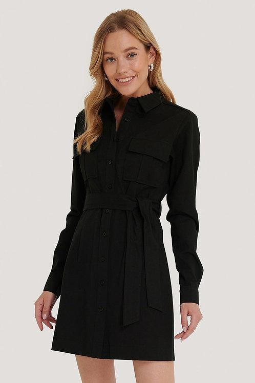 Workwear Mini Dress
