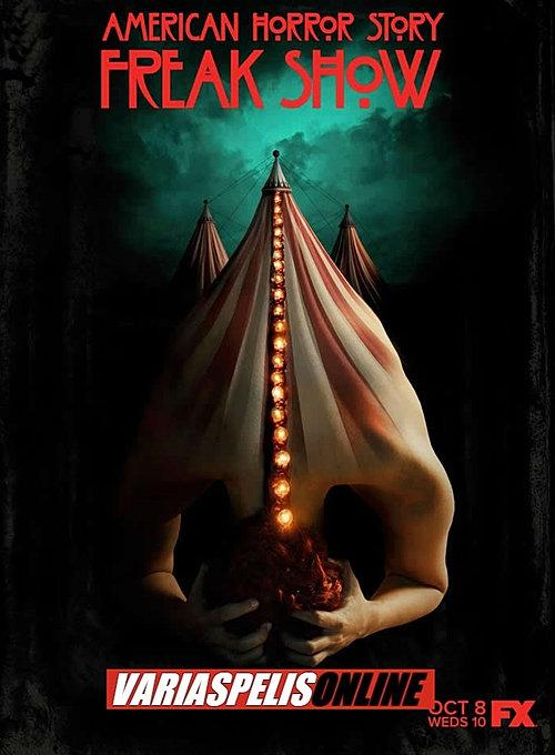 american horror story 4ra temporada online