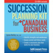 Succession Planning Kit for Canadian Business book