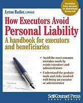 How Executors Avoid Personal Liability book