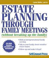 Estate Planning Through Family Meetings book