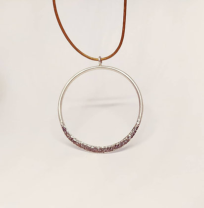Sautoir big circle