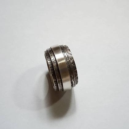Bague 5 rings printing