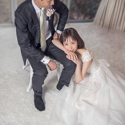 Hayato & Nozomi