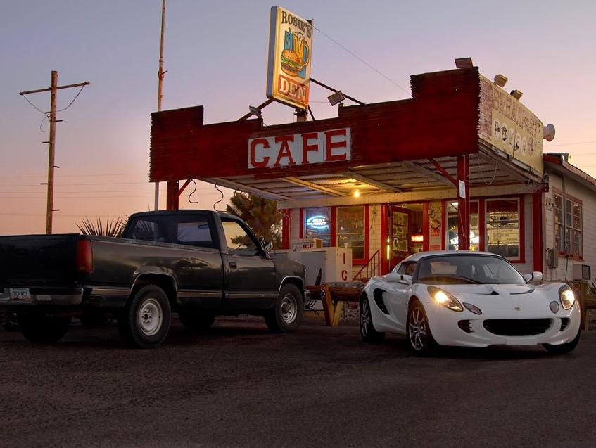 Rosie's Den Route 66