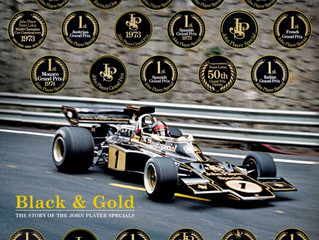 Black & Gold: The Story of the John Player Specials          ON SALE NOW