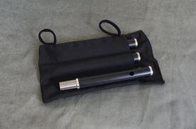 flauta irlandesa pvc amb funda