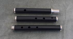flauta irlandesa pvc