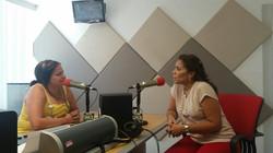 Glenda Travieso y Yoli Cuello