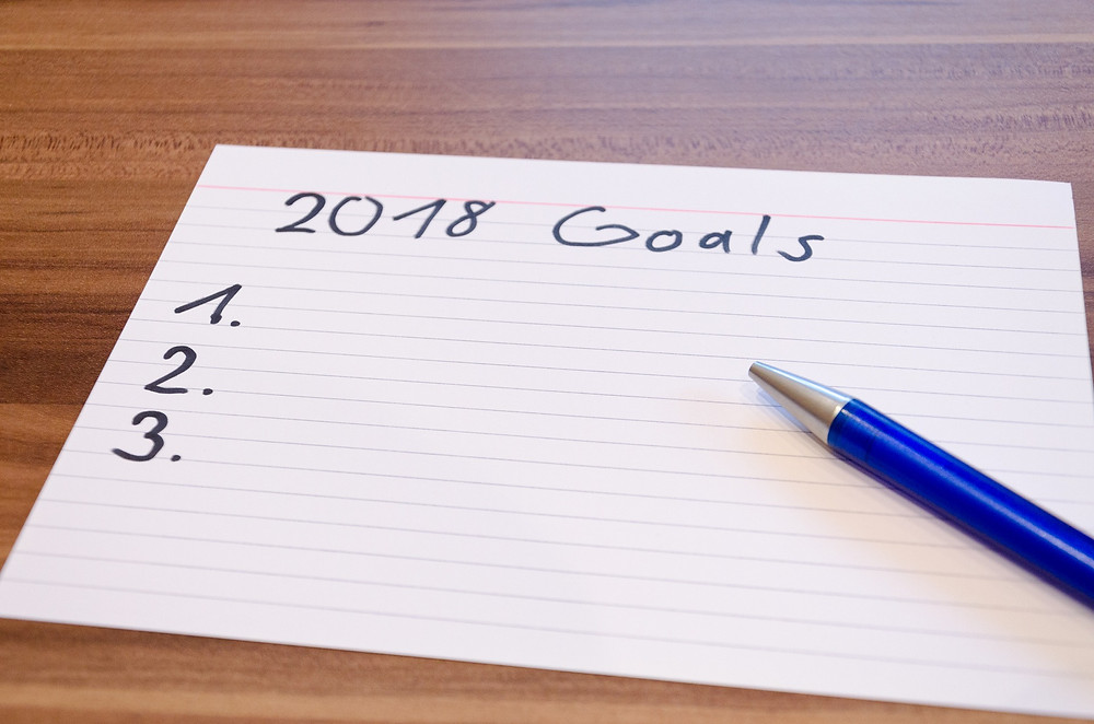 Resoluciones de año nuevo