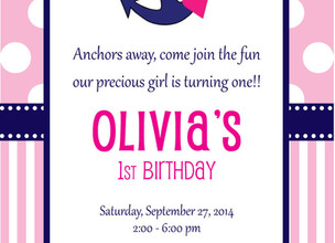 A fun first birthday party for Miss Olivia