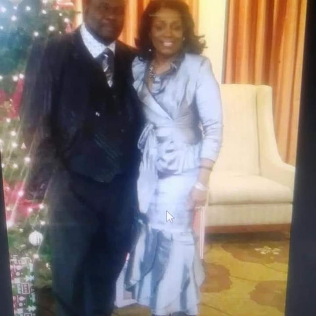 PASTOR WILLIAM & CO-PASTOR REGINA JONES