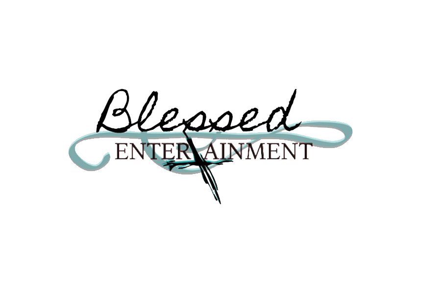Blessed Entertainment Logo - Transparent