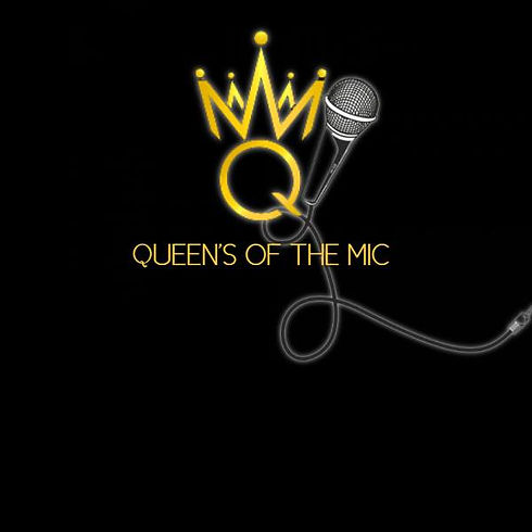 THE QUEENS OF THE MIC LOGO