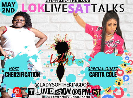 Carita Cole is Coming to LOK