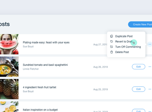 Now You Can Unpublish Posts!