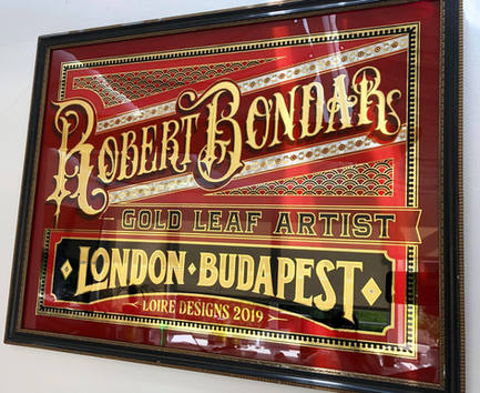 Robert Bondar glass gilding.jpg