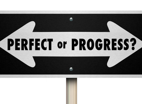 Is being a perfectionist limiting your productivity?