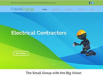 Rapport Marketing - The Future Energy Group (UK) Ltd