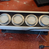Marquee lighting for hire