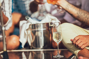 Champagne Cruise & Bar Snacks, Dartmouth