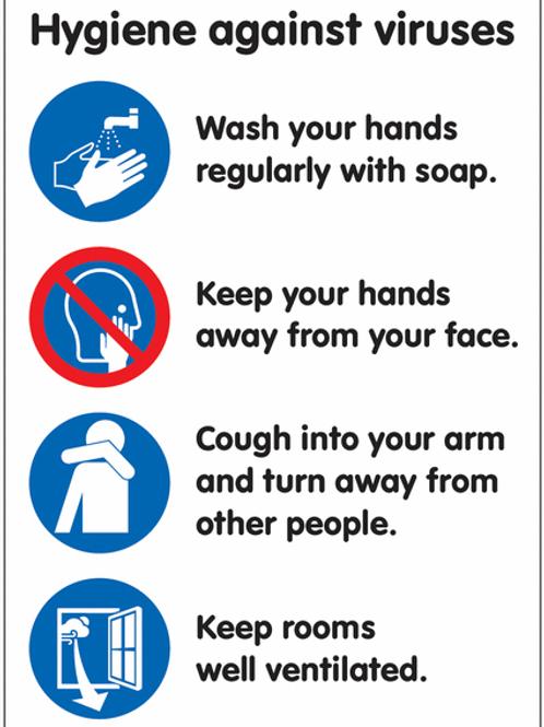 ws25232 - Hygiene Against Viruses