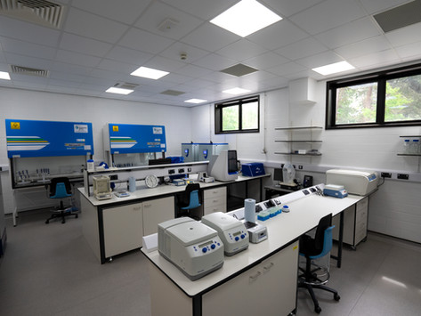 LEB delivers state-of-the-art laboratory research facilities for Aberystwyth University