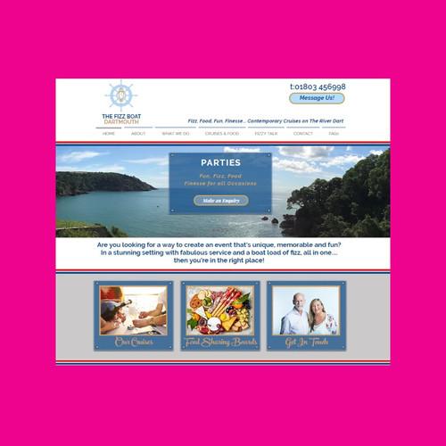 Rapport Marketing - The Fizz Boat