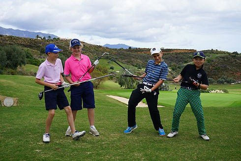 European Junior Golf Tour la Cala