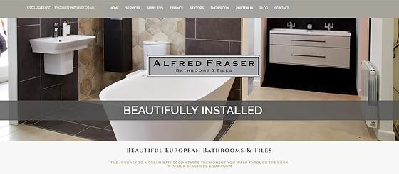 Rapport Marting - Alfred Fraser Bathrooms