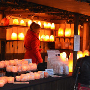 Salty Lamps Christmas Markets
