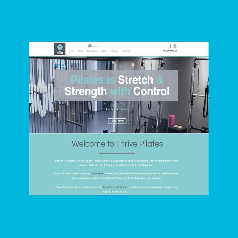 Thrive Pilates UK