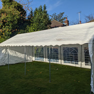 Large marquees for hire