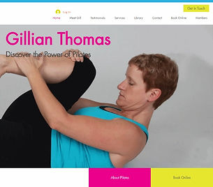 Gillian Thoms Pilates, Rchdale