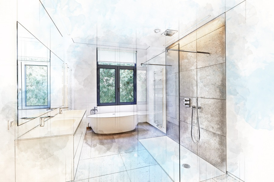 Bathroom Design by Alfred Fraser Bathrooms