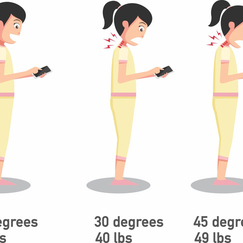 Is your Mobile Phone the Source of Persistent Pain?