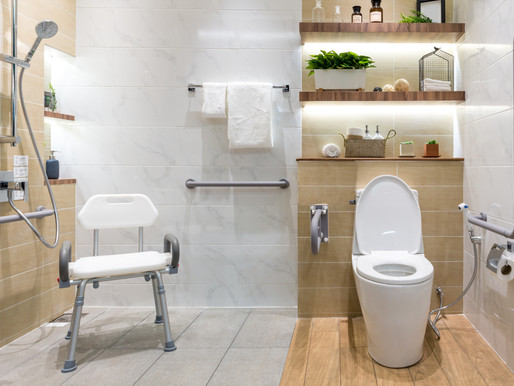 How to Make Your Bathroom Design Accessible AND Stylish
