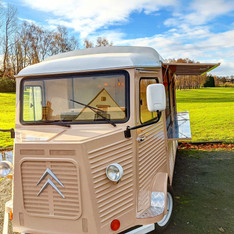 Food van to hire for your venue
