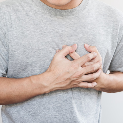 Chest Pain? You Might Need an Osteopath!