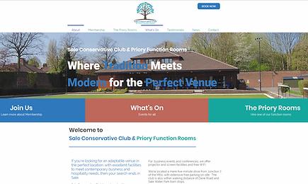 Rapport Marketing - Sale Conservative Club