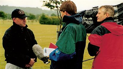 European Junior Golf Tour - BBC Interiew