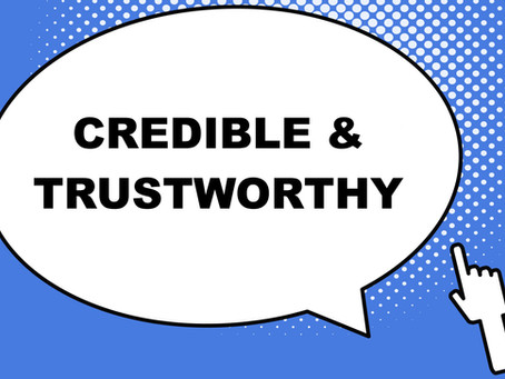 How to Ensure your Business looks Credible & Trustworthy