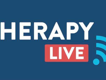 #TherapyLive Slides