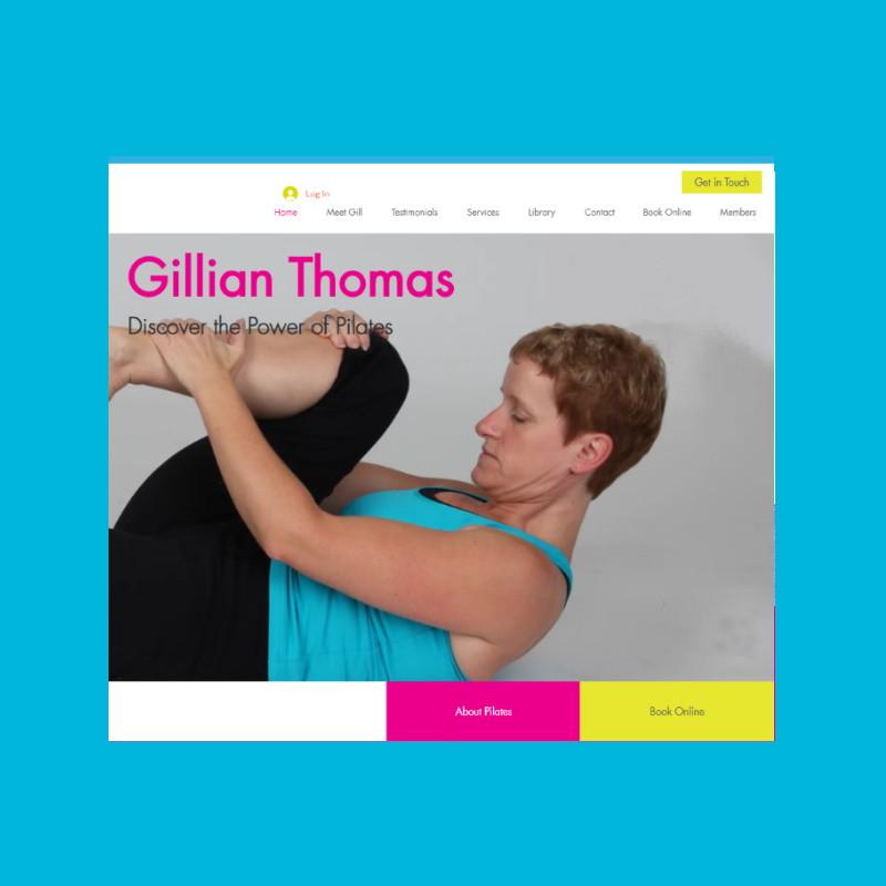 Gillian Thomas Pilates