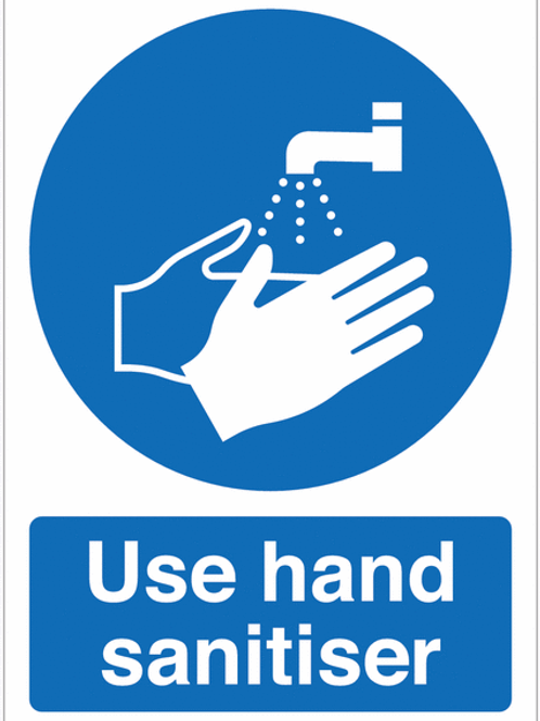 ws25228 - Use Hand Sanitiser