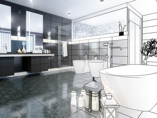Top 7 Considerations when designing a bathroom