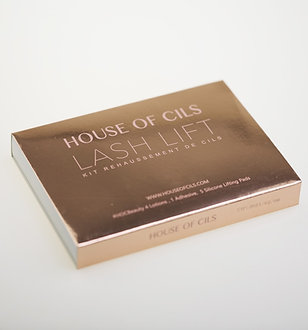 Kit rehaussement de cils - Lash Lift