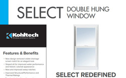 Select Double Hung Window