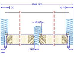 Architectural spec sheets