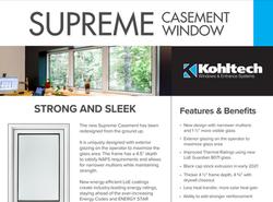 Supreme Casement